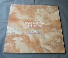 Gạch bóng kiếng toàn phần vân đá cam 2014 (80x80)