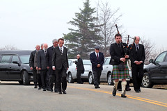 Funeral, Alistair MacLeod, April 26 2014 (7) (celticpixl) Tags: canada novascotia cove funeral capebreton writer broad alistair inverness saintrose dunvegan macleod broadcove strose
