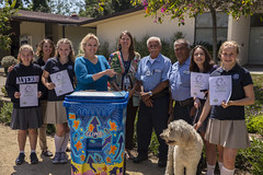 Generation Earth - Battle of the Schools Recycling Awards Presentation - 4/22/16 (TreePeople) Tags: school la high earth ceremony conservation award merced competition battle presentation awards schools recycle recycling generation sustainable sustainability conserve treepeople intermediate alverno