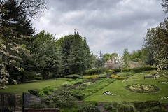 morley hall gardens (rwdownes) Tags: garden spring yorkshire morley