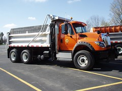 Madison County, NY 2015 International Workstar 7600 SBA 6x4 dump-plow - truck No. 48_2 (JMK40) Tags: county snow ny truck allison dumptruck dump international madison 7600 government plow viking municipal sander highwaydepartment navistar n13 workstar