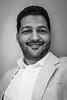 براهيم سيدي (Hossam el-Hamalawy حسام الحملاوي) Tags: aj aljazeeramediacafe doha qatar media portrait الدوحة قطر