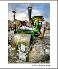 ZULU..... (Derek Hyamson) Tags: liverpool steam hdr albertdock zulu
