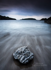 Dusky Devon (289RAW) Tags: seascape water clouds canon landscape rocks dusk devon filter lee nd grad 1740 6d 289raw