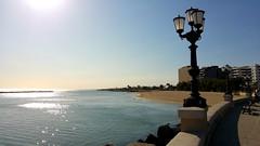 Lungomare di bari #bari #italy #italia #puglia #lungomare #sea (lonigropatrik2051) Tags: sea italy italia lungomare puglia bari