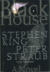 Novel-Stephen-King-Black-House (Count_Strad) Tags: art coverart horror novel stephenking