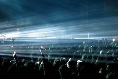 live is live ( #cc ) (marfis75) Tags: light music rock club disco concert audience stage gig band menschen beam cc entertainment human creativecommons indie entertainer musik konzert alternative entertaining menge spielen publikum rocken beaming inconcert bhne masse leuchten strahlen musizieren marfis75