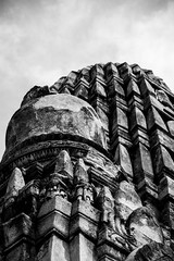 Ayuthaya (3) (thibaut.martinet) Tags: temple bangkok thailande boudha boudhiste tha
