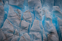 Glowing (ckocur) Tags: patagonia ice southamerica argentina nationalpark glacier peritomoreno elcalafate icefield southernpatagonia