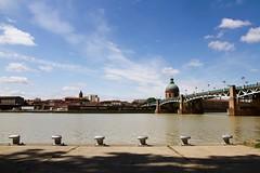 Toulouse, au port de la Daurade. (valerierodriguez1) Tags: fleuve river garonne canon eos 7d nature outside