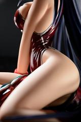 Kanu Unchou - China Dress - 03 (diespielzeuge) Tags: china blue red black anime sexy scale girl beauty japan toy toys japanese model nikon dress manga sensual figure kanu pvc bishoujo dsz spielzeuge unchou pvcfigure d7100 diespielzeuge