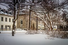 2016Fev-Vieux TR-33 (jdbrochu) Tags: photographie hiver troisrivieres ville clocher laneige pleinair batisse vieuxtroisrivieres