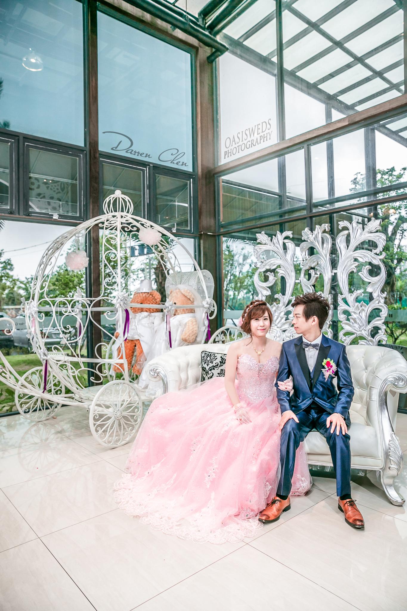晶麒莊園-宴客-婚攝Darren-幸福綠洲婚禮紀錄Oasisweds