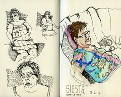 Siesta compilation (Trushoo) Tags: valencia sketch edificios monumento siesta desayuno usk pipa shoo upv dentista piazzetta