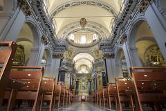 Sainte-Rparate Cathedral (fredMin) Tags: church saint architecture alpes nice catholic fuji cathedral 12mm maritimes samyang xt1 sainterparate