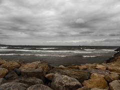 After the Storm (zhadjam) Tags: seascape nature flickrnature beautifulnature sandandsea