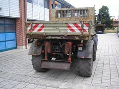 MB Unimog U1600 (Vehicle Tim) Tags: truck mercedes kipper mb unimog fahrzeug lkw allrad
