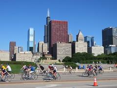Bike the Drive 2016 (Paul 49 55) Tags: city urban chicago bike bicycle illinois lakeshoredrive lsd bikethedrive