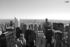 Rock feller center (neku.chou) Tags: america american amricain city observatory topoftherock comcastbuilding newyork nyc new york usa tats unis united state unatedstate nikon d60 neku nekuvalkaio voyage trip