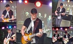 Jan Akkerman (Ilona67) Tags: man hoorn concert jan buiten gitaar optreden akkerman gitarist brainbox stadsfeesten