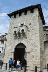 Stadttor (grasso.gino) Tags: nikon sanmarino fort doorway fortress stadttor d5200