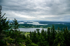 Cloudy skies and Seattle...I'm noticing a trend (Emily Kistler) Tags: d750 nature nikon outdoors park vacation washington mounteriepark seattle clouds cloudysky sky overcast trees water green travel usa unitedstates america landscape
