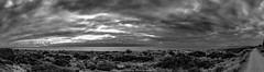 Largs-Outer Harbour Panorama (johnwilliamson4) Tags: adelaide largs monochrome outdoor panorama southaustralia australia