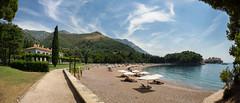 Kings beach (Picturethescene) Tags: lake tourism hotel bay resort balkans adriatic montenegro waterscape kotor summerholidays svetistefan boka skadarskojezero kotorska romanticplace skadar luxuryplace