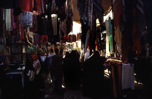 "Ägypten 1999 (214) Im Souk von Luxor • <a style=""font-size:0.8em;"" href=""http://www.flickr.com/photos/69570948@N04/28076589231/"" target=""_blank"">View on Flickr</a>"