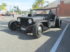 Willys Jeep Low Rider Custom (MR38) Tags: jeep low custom rider willys