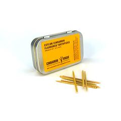 Ceylon Cinnamon Toothpicks (CINNAMON VOGUE) Tags: cinnamon toothpicks ceylon