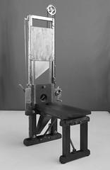 Das Fallbeil von Billstedt (Der Vollstrecker) Tags: beheading execution guillotine decapitation executioner  todesstrafe fallbeil enthauptung  scharfrichter exekution gilotina   giljotin richtblock fallschwertmaschine fallschwert giljotina richtbeil    giljotinen