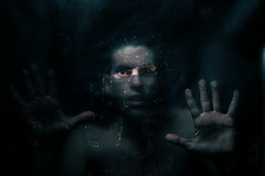 Frozen in time (noamgalai) Tags: portrait selfportrait ice death frozen hands underwater freeze testshoot noamgalai nikond800 sitemain siteportraits