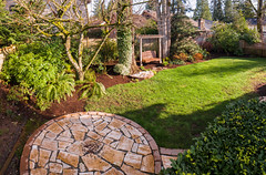 Backyard (absencesix) Tags: morning panorama plants usa green home nature colors grass march washington backyard unitedstates suburban iso400 noflash redmond northamerica daytime 24mm locations 2012 locale manualmode daytodaylife canoneos1dsmarkii timeofday canon1dsmarkii englishhill camera:make=canon geo:state=washington exif:make=canon exif:iso_speed=400 exif:focal_length=24mm geo:city=redmond hasmetastyletag hascameratype haslenstype selfrating4stars 1160secatf80 geo:countrys=usa exif:model=canoneos1dsmarkii camera:model=canoneos1dsmarkii exif:lens=240mm exif:aperture=80 subjectdistanceunknown redmondwashingtonusa canontse24mmf35liitiltshift geo:lat=477206697 geo:lon=1221092737 474314n122633w march192012