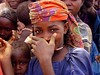 Niger - Enfants MALIens réfugiés