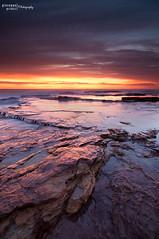 e a s y (Giuseppe Princi) Tags: seascape beach sunrise nikon rocks sigma northnarrabeen leefilters