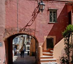 Toni di rosa - Pink tones (Ola55) Tags: pink italy stairs rosa italians lazio scalette sanfelicecirceo mywinners aplusphoto bellitalia hccity worldtrekker yourcountry ola55 astairwaytoheaven doorsandwindowsroundtheworld