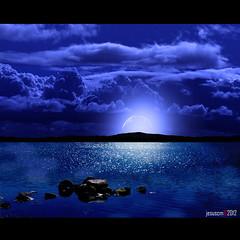 clair de lune │claro de luna