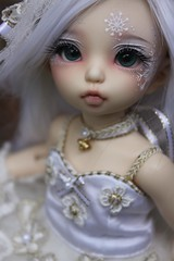 (~elsii~) Tags: snowflake winter leah plum sugar fairy customer bjd fairyland andreja ltf faceup littlefee