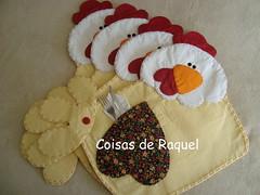 Ateli   Rachel Justo  Tags  Galinha Patchwork Jogo Cozinha Americano