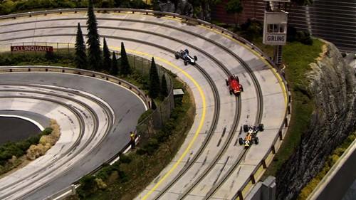 Flickriver: Photoset 'Slot Mods Custom Slot Car Tracks' by