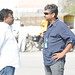 Eega Movie On Location Stills