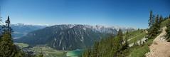 achensee panorama (ShirleyGrant) Tags: austria achensee