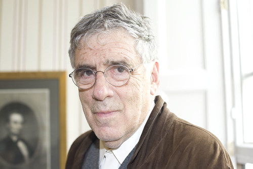 Elliott Gould at the US Consulate Reception