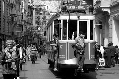 Taksim - Tnel (.. jfraile (OFF busy)) Tags: bw blancoynegro tram istanbul tunel estambul tranva plazataksim mygearandme mygearandmepremium lostcontperdidos jfraile javierfaile silverlostcontperdidos rememberthatmomentlevel1 rememberthatmomentlevel2