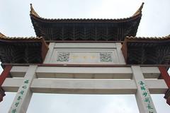 江苏太仓、沙溪游 (zws1126) Tags: 鼓楼 钟楼 银杏 太仓 大雄宝殿 江苏 宝塔 山门 同觉寺