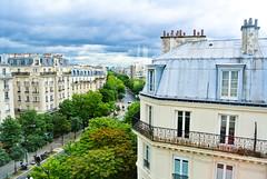 Vue sur le Boulevard Arago (Bee.girl) Tags: paris france roofs toits 75013