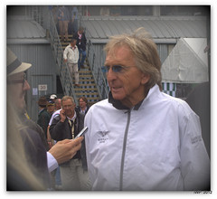 Le Mans Classic 2012 (Ian Peacock - Taking time out) Tags: derekbell oloneo hdrengine lemans2012