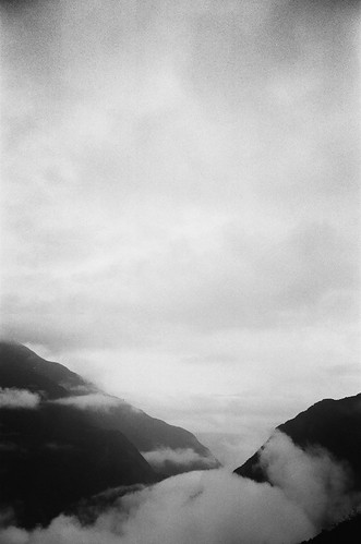 morning of Day 4, Choquequirao