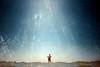 , (Benedetta Falugi) Tags: sea summer woman film analog mare estate pellicola 22mm donnina autaut eximus benedettafalugi wwwbenedettafalugicom